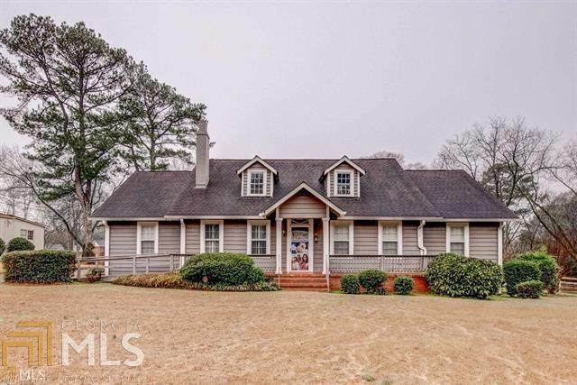 184 Atlanta St, Mcdonough, GA 30253 (MLS #8832914) :: The Heyl Group at Keller Williams