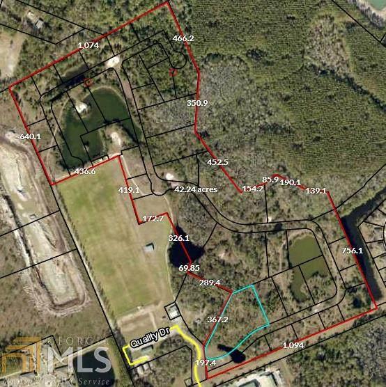 0 Haven Park, St. Marys, GA 31558 (MLS #8833337) :: Rich Spaulding