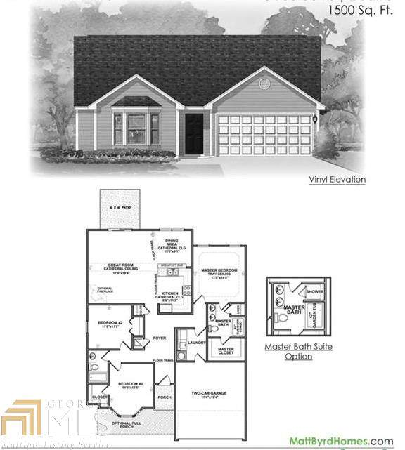 121 Cook St, Springfield, GA 31329 (MLS #8833436) :: Bonds Realty Group Keller Williams Realty - Atlanta Partners