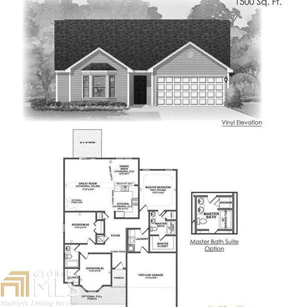 130 Cook St, Springfield, GA 31329 (MLS #8833628) :: Bonds Realty Group Keller Williams Realty - Atlanta Partners