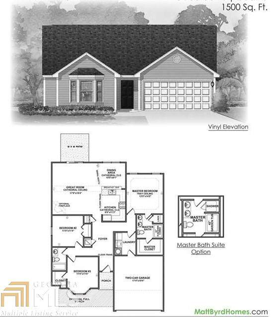 105 Dasher Dr, Springfield, GA 31329 (MLS #8833793) :: Rettro Group