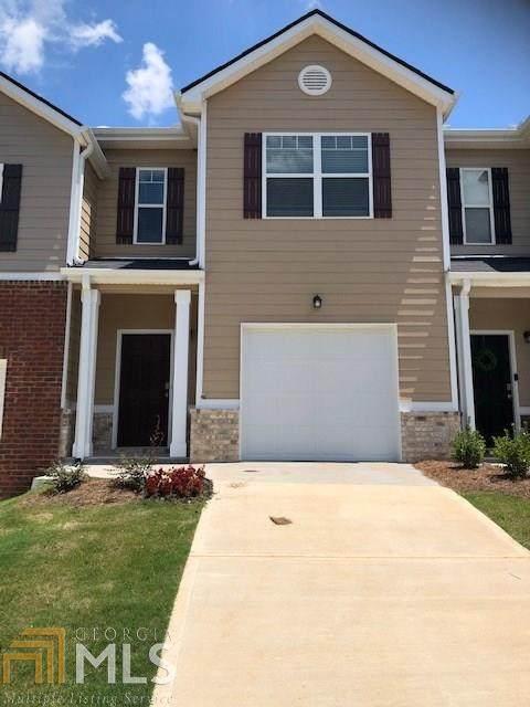 6306 Rockaway #31, Atlanta, GA 30349 (MLS #8833929) :: BHGRE Metro Brokers