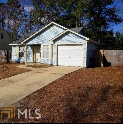 384 Terrapin Trl, Brunswick, GA 31525 (MLS #8835083) :: The Heyl Group at Keller Williams