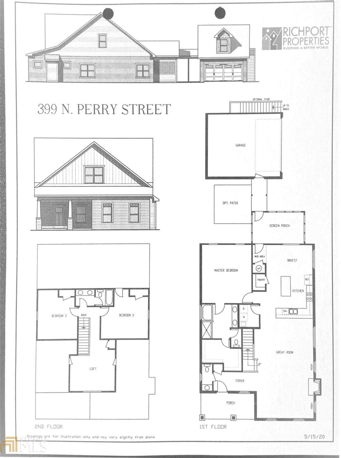 399 Perry St - Photo 1