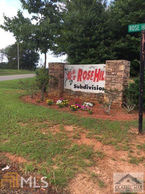 0 Rose Hill Pl #28, Athens, GA 30601 (MLS #8836908) :: The Durham Team