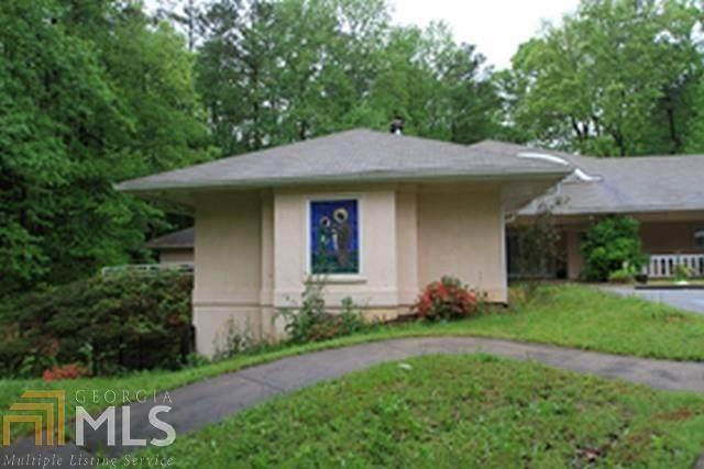 3409 Washington Road, Atlanta, GA 30344 (MLS #8836939) :: The Heyl Group at Keller Williams