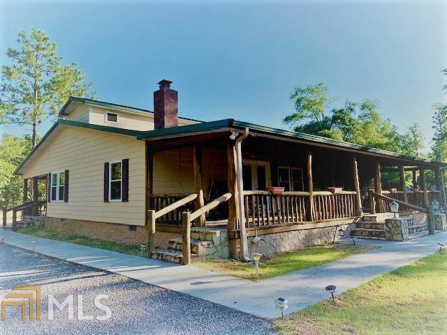 316 Big Horse Creek Rd, McRae-Helena, GA 31055 (MLS #8837173) :: Anderson & Associates