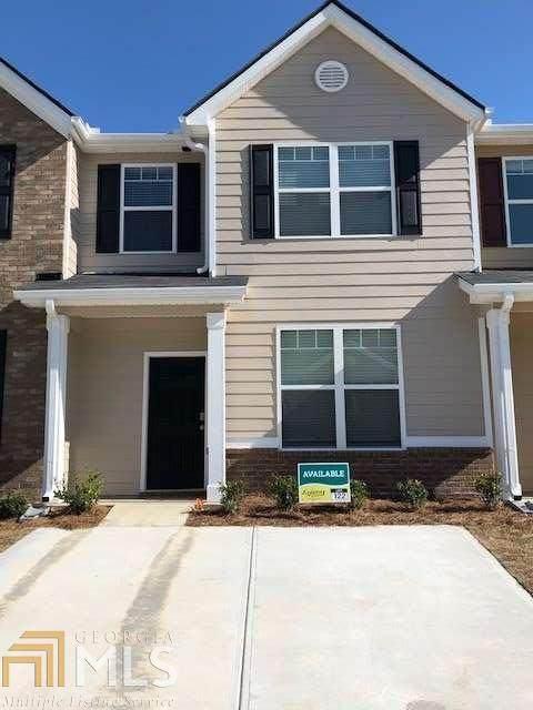 6133 Rockaway Rd #128, Atlanta, GA 30349 (MLS #8837656) :: BHGRE Metro Brokers