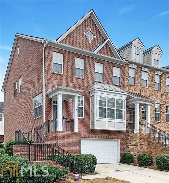 3912 Old Atlanta Station Drive #10, Atlanta, GA 30039 (MLS #8838099) :: Athens Georgia Homes