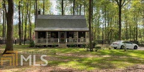 841 Fincher Rd, Moreland, GA 30259 (MLS #8838396) :: Tim Stout and Associates
