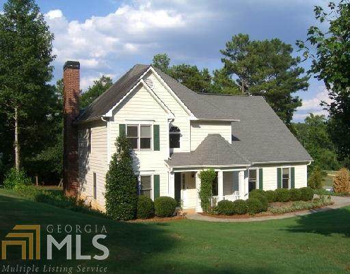 154 Terrane Ridge, Peachtree City, GA 30269 (MLS #8838622) :: Tim Stout and Associates