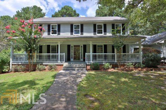 985 Old Loganville Rd, Loganville, GA 30052 (MLS #8839169) :: Keller Williams Realty Atlanta Partners