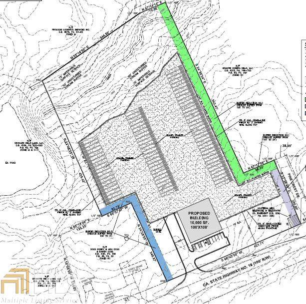 790-812 E Highway 16, Newnan, GA 30263 (MLS #8839802) :: Tim Stout and Associates