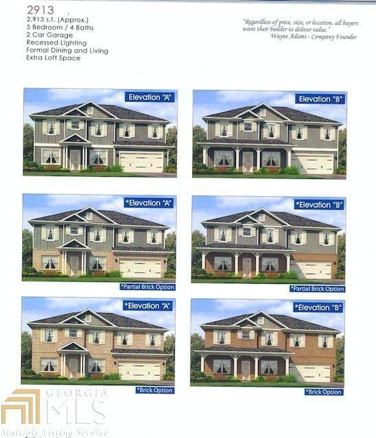 1808 Abbey Rd #65, Griffin, GA 30223 (MLS #8840381) :: Keller Williams Realty Atlanta Classic