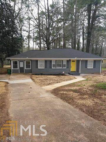 1579 Carter Rd, Decatur, GA 30032 (MLS #8841333) :: Tim Stout and Associates