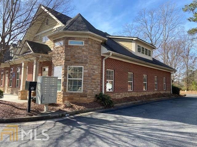 100 Millbrook Village Dr Suite C, Tyrone, GA 30290 (MLS #8841790) :: The Durham Team