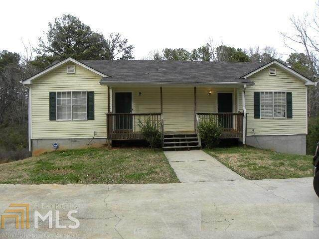 10266 NW Stone St, Covington, GA 30014 (MLS #8850418) :: The Heyl Group at Keller Williams