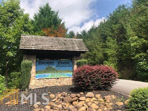 0 Stanley Creek Highlands Lt 4, Blue Ridge, GA 30513 (MLS #8854110) :: Team Cozart