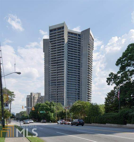 2660 Peachtree Rd 32G, Atlanta, GA 30305 (MLS #8855415) :: Buffington Real Estate Group