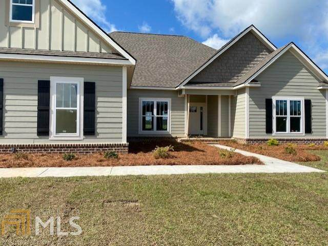 204 Covey Rise Ln #25, Brooklet, GA 30415 (MLS #8855500) :: The Durham Team