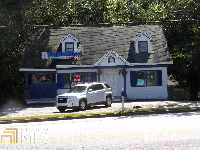 122 W May St, Winder, GA 30680 (MLS #8856037) :: Keller Williams