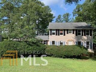 5498 Fieldgreen Dr, Stone Mountain, GA 30088 (MLS #8857496) :: Buffington Real Estate Group
