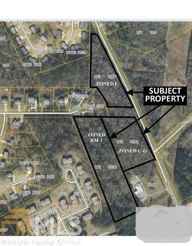 545 Newton Bridge Rd, Athens, GA 30607 (MLS #8858365) :: Military Realty