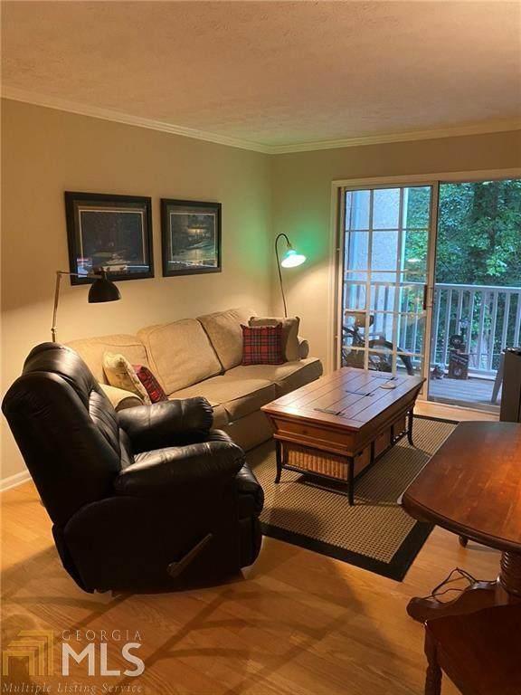 3135 Seven Pines Ct #202, Atlanta, GA 30339 (MLS #8858903) :: AF Realty Group