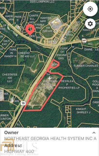 5195 S Chestatee Tract A, Dahlonega, GA 30533 (MLS #8859482) :: Rettro Group