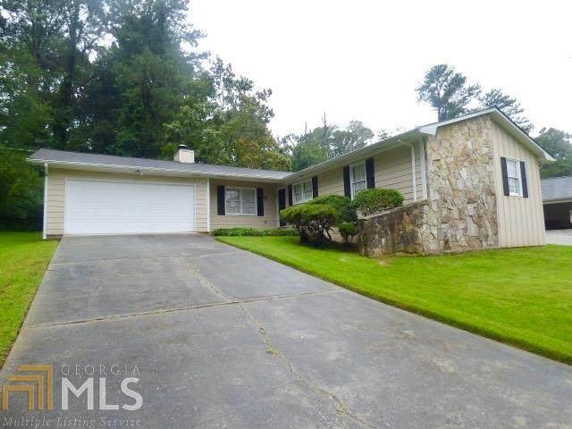 6265 Saddlewood Dr, Lithonia, GA 30058 (MLS #8859922) :: Buffington Real Estate Group