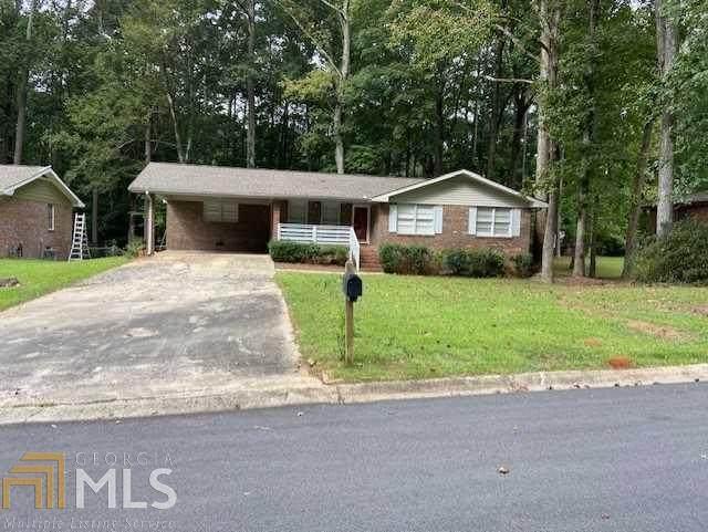 4305 Cedar Valley Ln, Conley, GA 30288 (MLS #8860542) :: Athens Georgia Homes