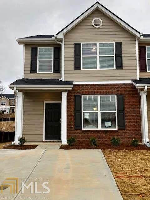 6045 Rockaway Rd #116, Atlanta, GA 30349 (MLS #8860755) :: Keller Williams
