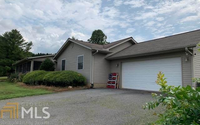 147 Little Brook Drive, Hayesville, NC 28904 (MLS #8860878) :: Athens Georgia Homes