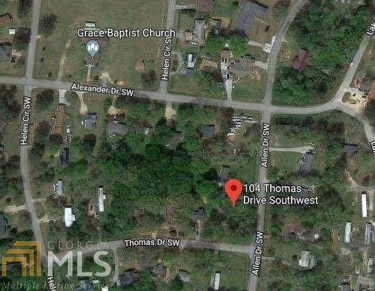 104 Thomas Dr, Milledgeville, GA 31061 (MLS #8861025) :: Maximum One Greater Atlanta Realtors