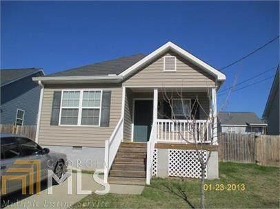861 Henrietta St, Macon, GA 31201 (MLS #8861287) :: Bonds Realty Group Keller Williams Realty - Atlanta Partners
