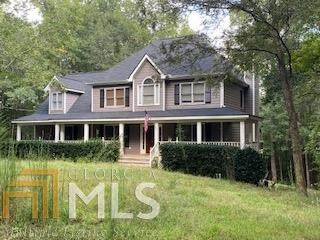 517 Lester Rd, Fayetteville, GA 30215 (MLS #8861514) :: Athens Georgia Homes