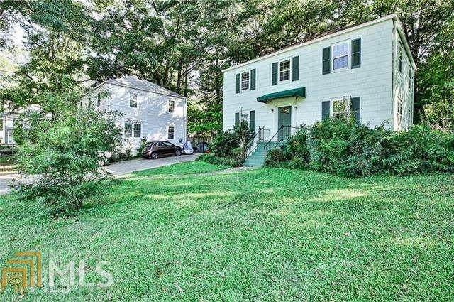 402 S Columbia Dr, Decatur, GA 30030 (MLS #8861610) :: Military Realty