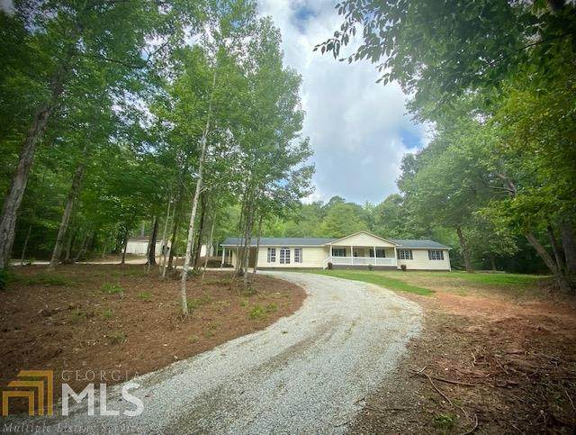 117 Woodhollow Dr, Griffin, GA 30223 (MLS #8862215) :: Buffington Real Estate Group