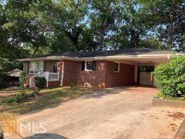 2382 Whites Mill Ln, Decatur, GA 30032 (MLS #8863068) :: Military Realty