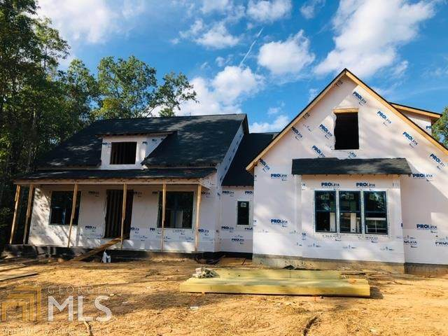 280 Oak Ridge Rd, Covington, GA 30016 (MLS #8863299) :: Military Realty