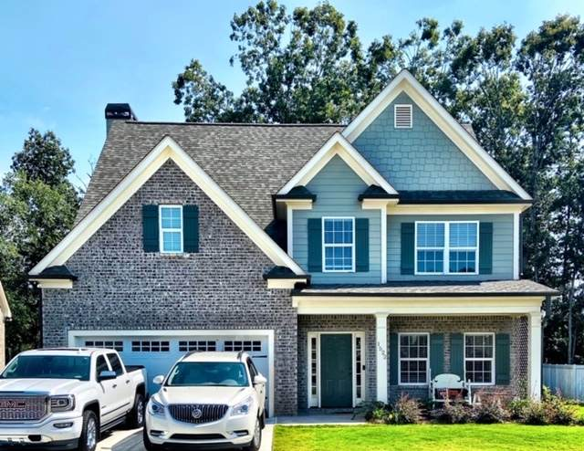 1522 Magnolia Terrace Ln, Watkinsville, GA 30677 (MLS #8863335) :: The Durham Team