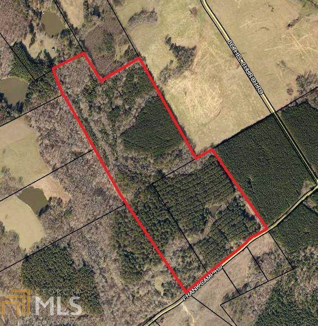 0 Frank Camp Rd, Monroe, GA 30655 (MLS #8864294) :: Military Realty