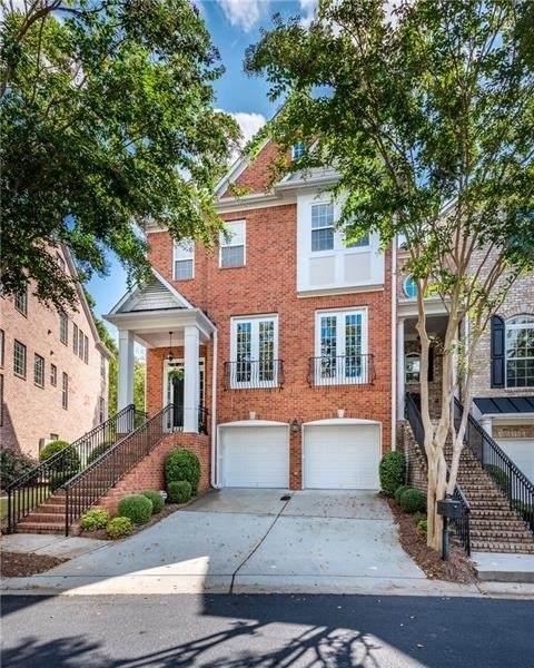 1665 Woodwalk Strm #7, Atlanta, GA 30339 (MLS #8867193) :: Athens Georgia Homes
