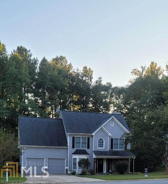 5152 Saint Claire Pl, Powder Springs, GA 30127 (MLS #8868782) :: Crown Realty Group