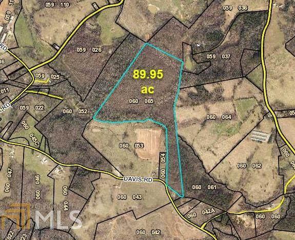 0 Davis Rd, Toccoa, GA 30577 (MLS #8871029) :: Keller Williams