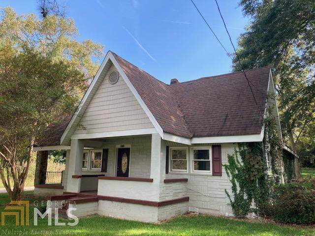 1210 Everee Inn Rd, Griffin, GA 30224 (MLS #8871124) :: The Realty Queen & Team