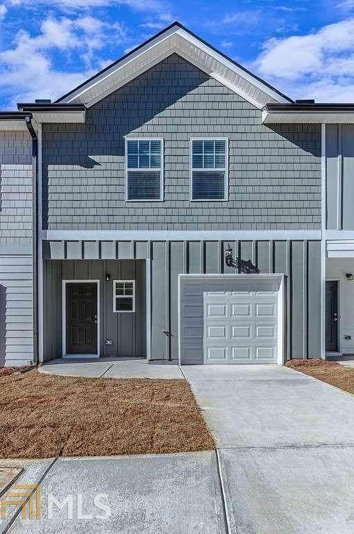 5063 Lower Elm #122, Atlanta, GA 30349 (MLS #8872063) :: Keller Williams