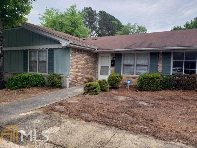 4701 Flat Shoals Rd 7 C, Union City, GA 30291 (MLS #8872365) :: AF Realty Group