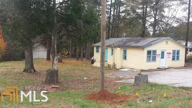 998 Highway 54, Fayetteville, GA 30214 (MLS #8874646) :: Athens Georgia Homes