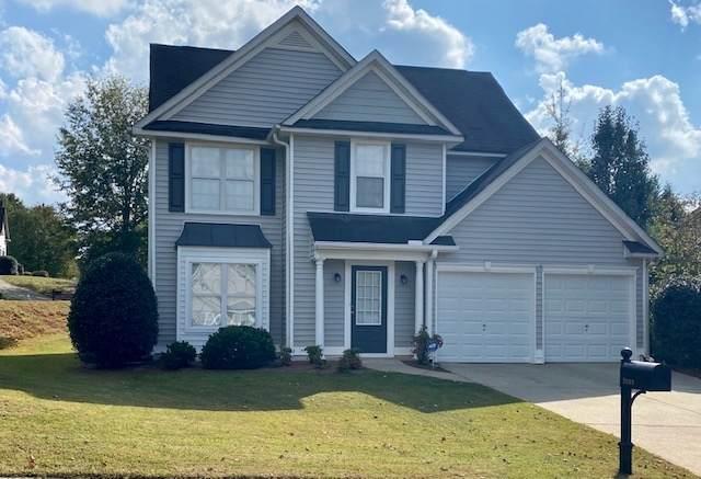 3001 Heatherbrook Trace, Canton, GA 30114 (MLS #8875249) :: Keller Williams Realty Atlanta Partners